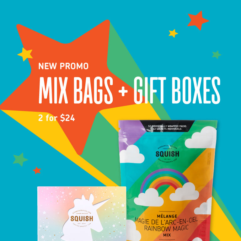 Mix Bags  + Gift Boxes - 2 x $24