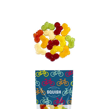SQUISH Candies Bike Lite