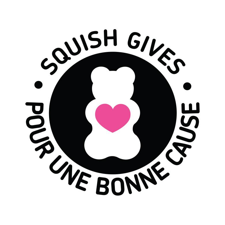 Squish Gives - Leucan Association Donation
