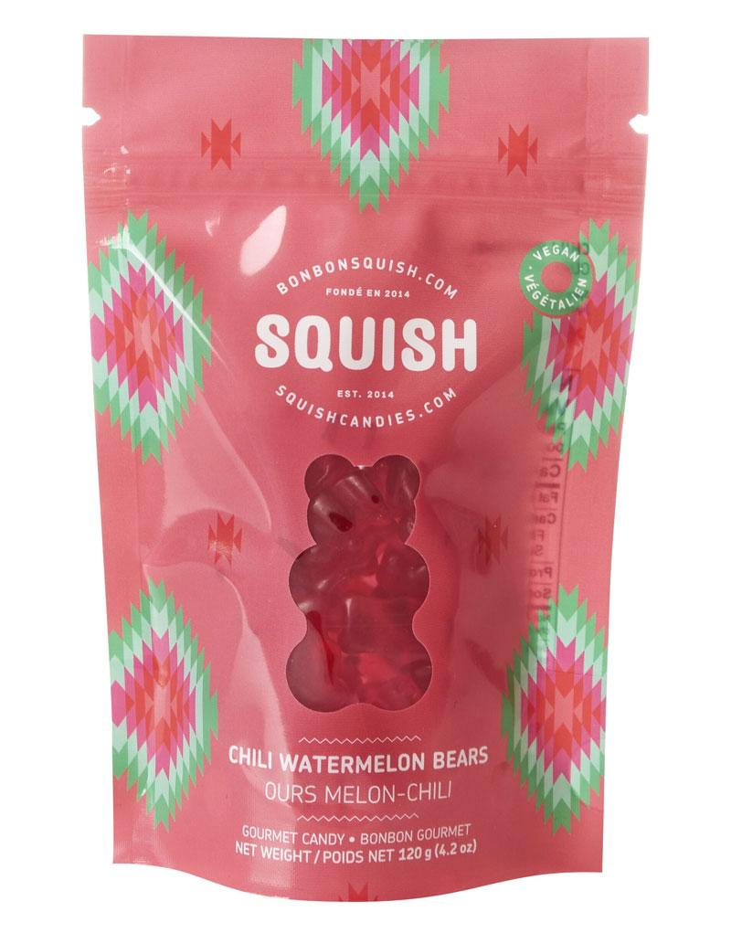 Vegan Chili Watermelon Bears