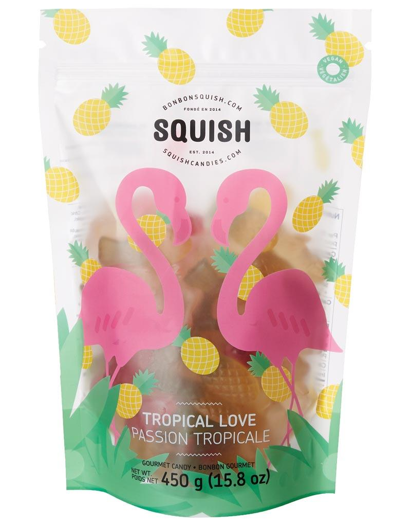 Vegan Tropical Love Limited Edition