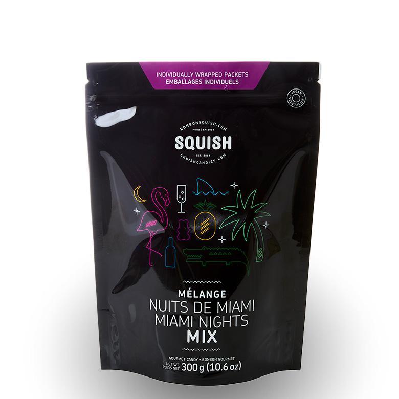 SQUISH Candies Miami Nights Mix