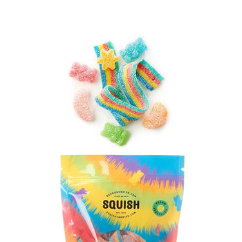 VEGAN Sour Gummy Party