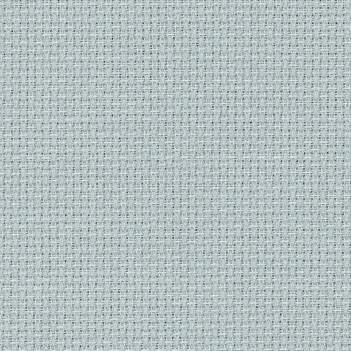 Zweigart 16 count Aida Fat Quarter - Blue Grey