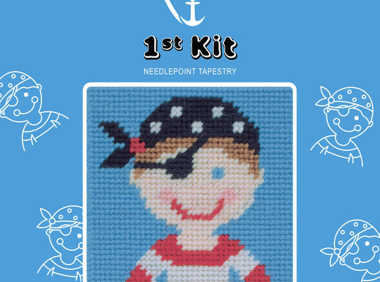 Tapestry 1st Kit - Oliver Pirate