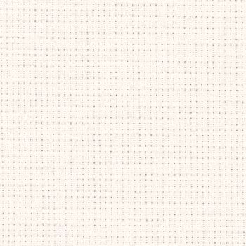 Zweigart 14ct Aida Metre - Antique White