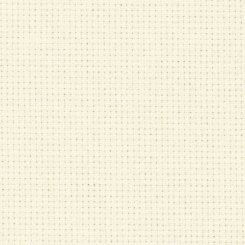 Zweigart 14ct Aida Fat Quarter - Cream