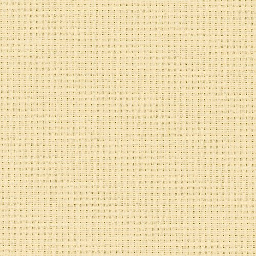 Zweigart 14ct Aida Fat Quarter - Ecru