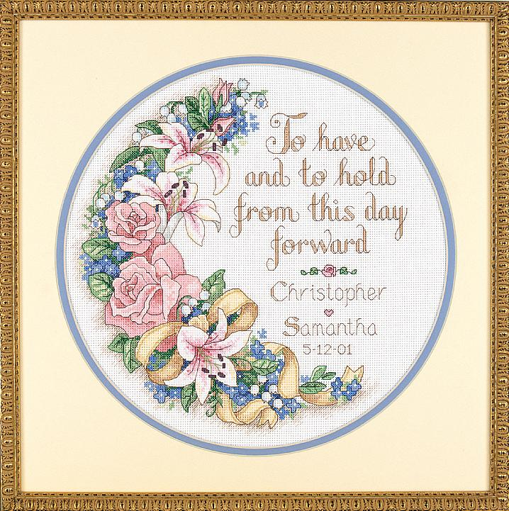 Cross Stitch Sampler Kits