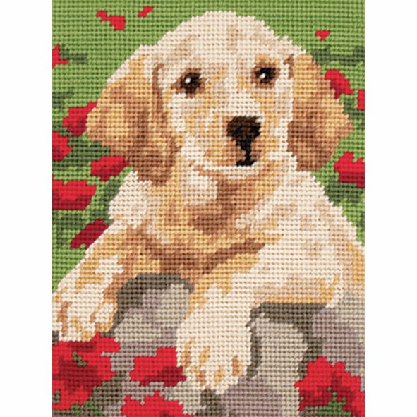 Anchor Tapestry - Labrador Puppy