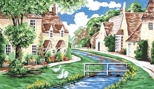 Anchor Tapestry - Lower Slaughter, Cotswolds