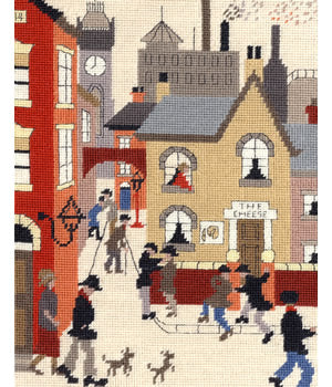 Tapestry - Lowry Style The Cheese