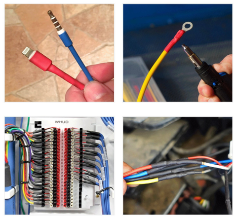 Heat Shrink Tube for Cable Repair
