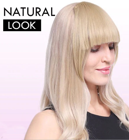synthetic fibers that create the most lustrous and realistic natural effects