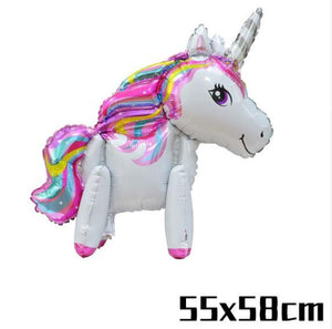 Unicorn Birthday Balloon