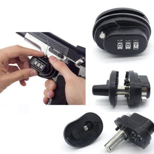 Trigger Lock with Password