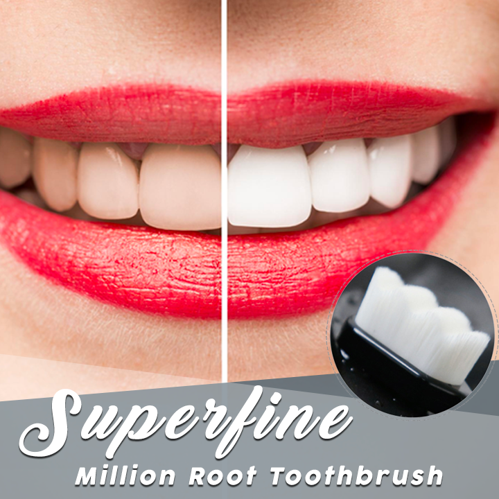 Superfine Million Root Toothbrush