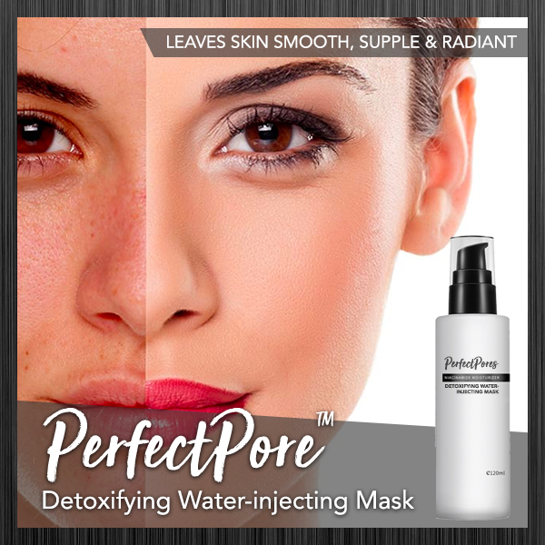 PerfectPore™ Detoxifying Water-injecting Mask