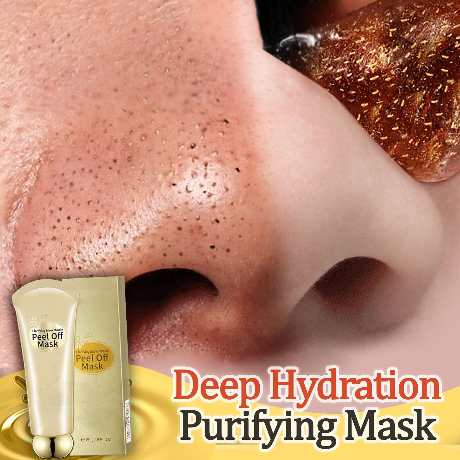 Deep Hydration Purifying Mask