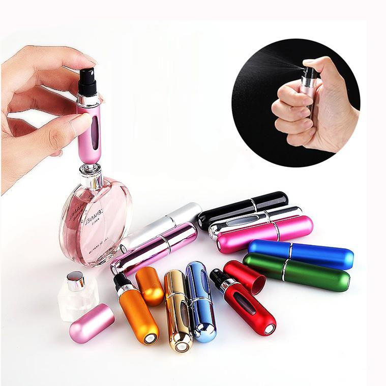 Mini Refillable Perfume Spray Bottle
