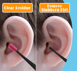 Spiral Ear Cleaning Stick