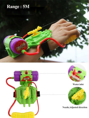SpiderMan Wrist Water Gun
