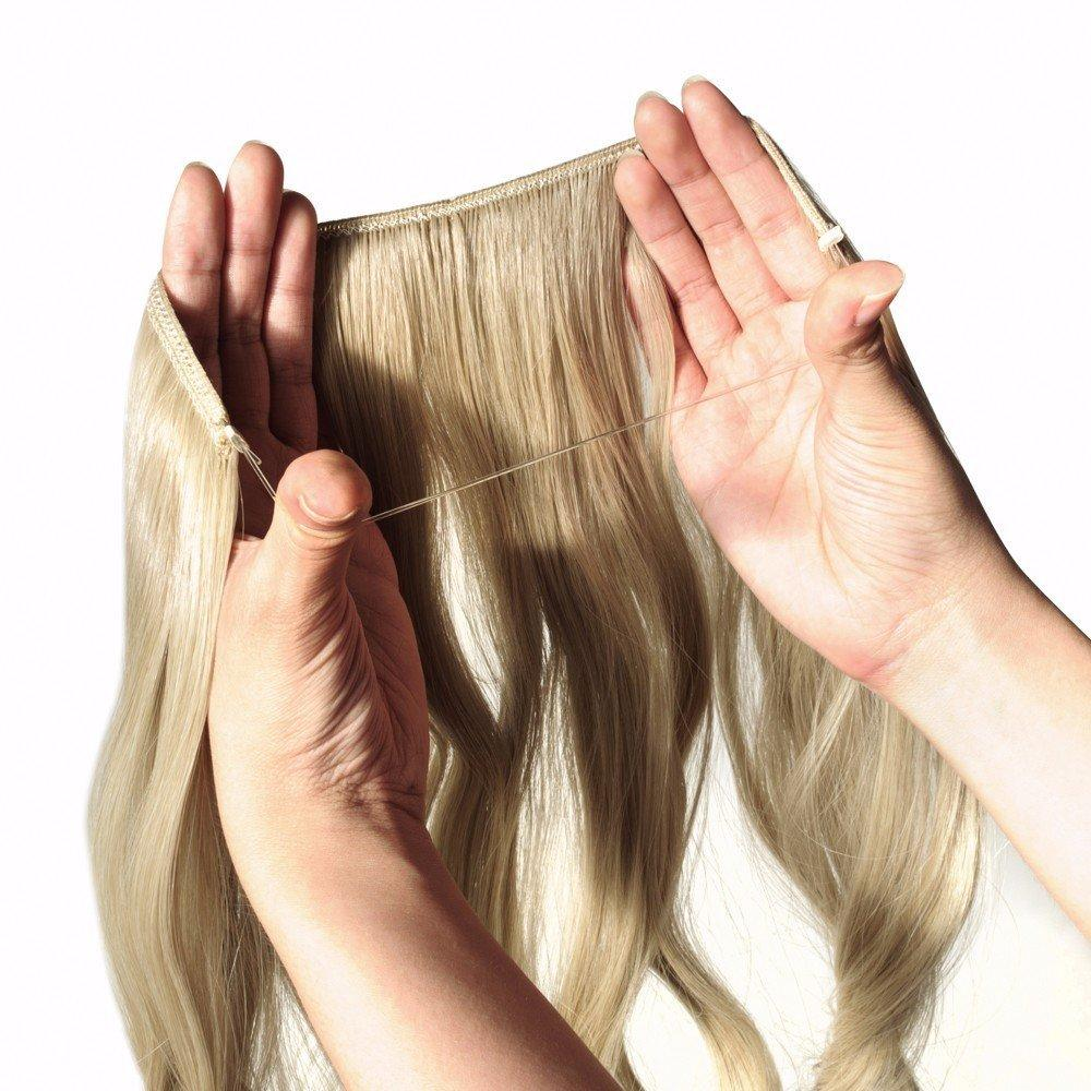 Invisible Hair Extensions Wigs