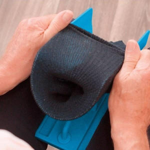 EZSOCK™ : Easy-On Easy-Off Socks Aid Kit (for seniors & anyone with mobility issues)