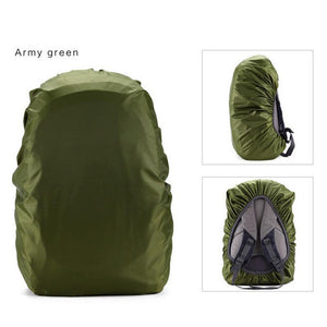 Backpack Bag Waterproof Cover 35L 45L 55L 70L 80L