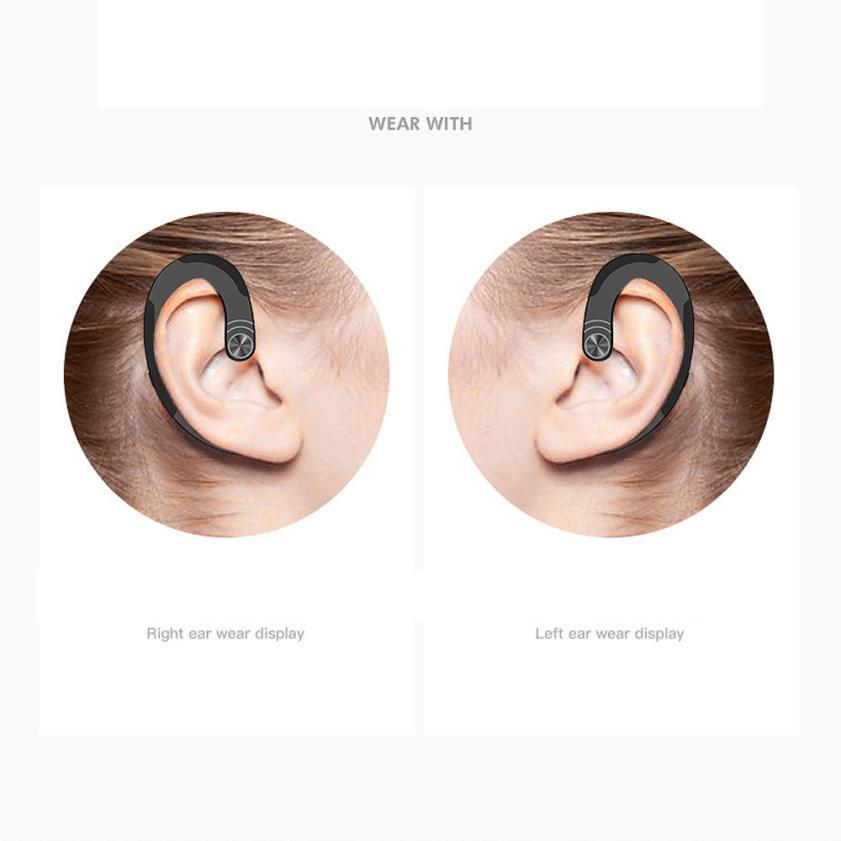 Non-in-Ear Conduction Concept Wireless Headphone
