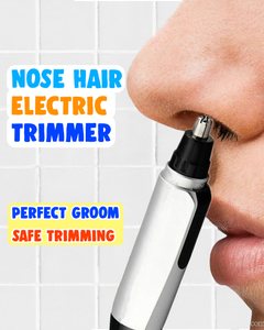 Nose Hair Electric Trimmer