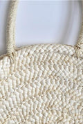 Around The World Straw Bag - Handbags