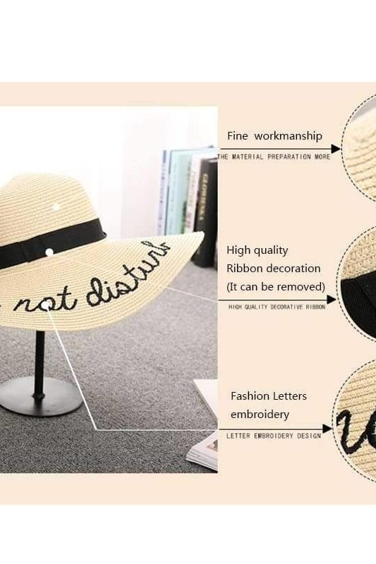 Do Not Disturb Hat - Hats