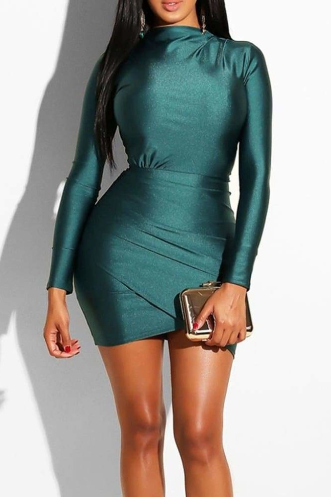 Lauryn Mini Dress - Clothing