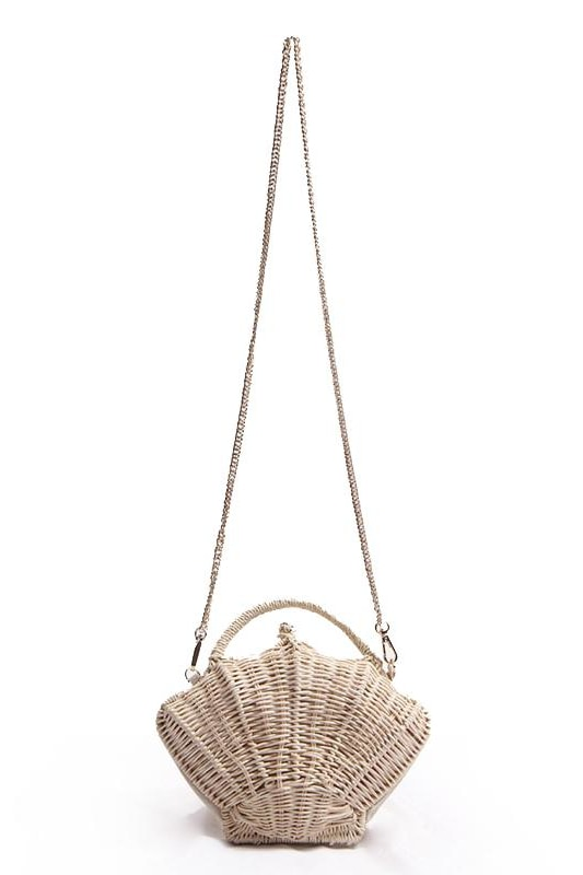 Michelle Shell Bag - Handbags
