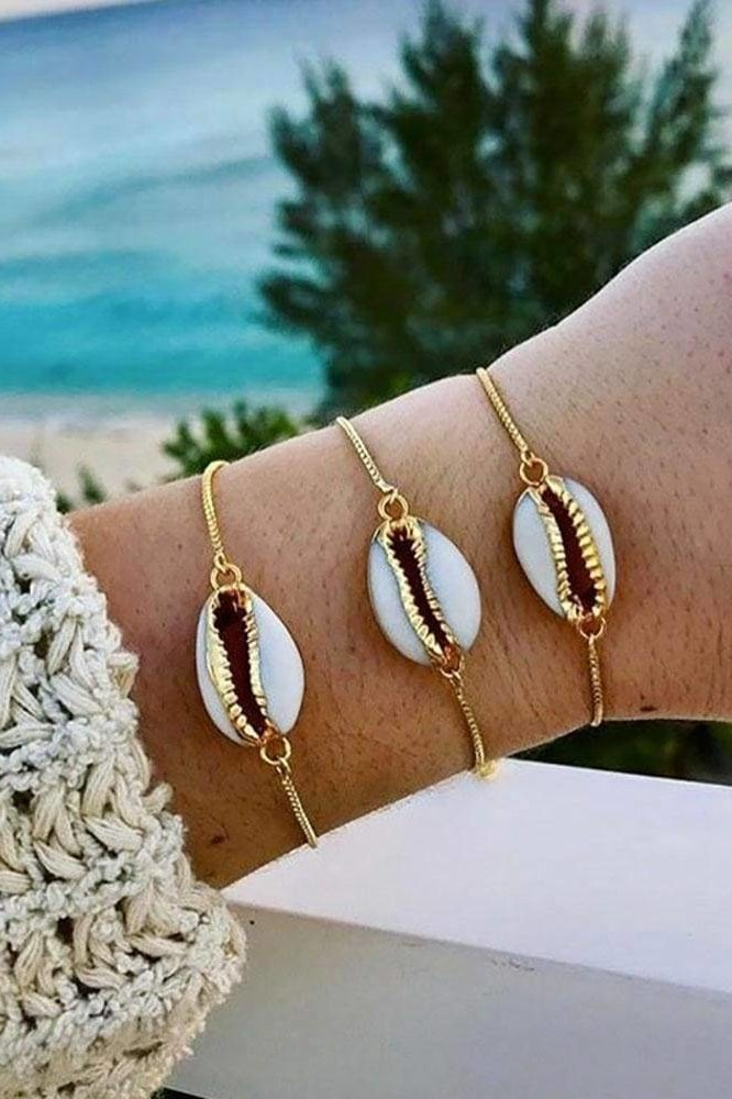 What The Shell Bracelet - Jewelry