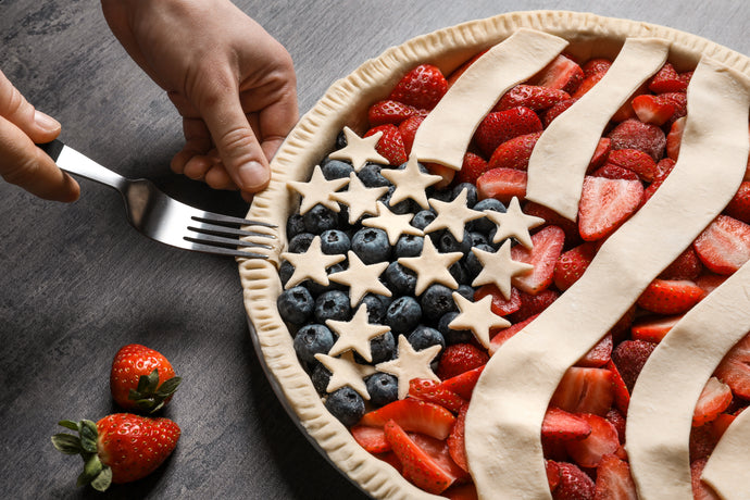 A Perfect American Pie.