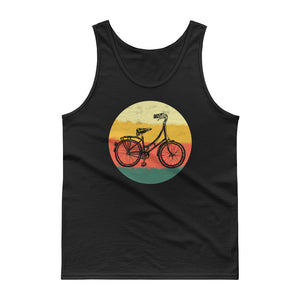 Retro Bicycle Vintage Bike Graphic product Tank top
