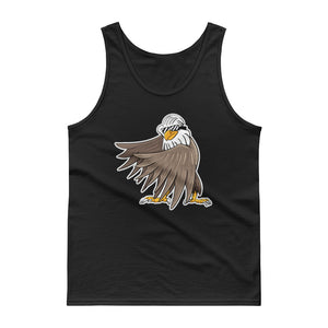Bald Eagle Doing The Floss Dance Graphic graphic Tank top