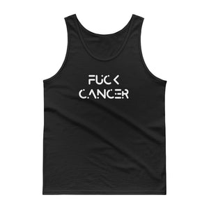 Fuck Cancer design Cancer Research Awareness graphic Tank top