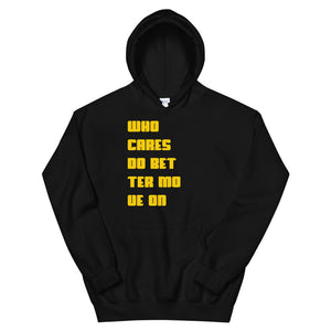Inspirational Motivation product For Motivational Leaders Unisex Hoodie