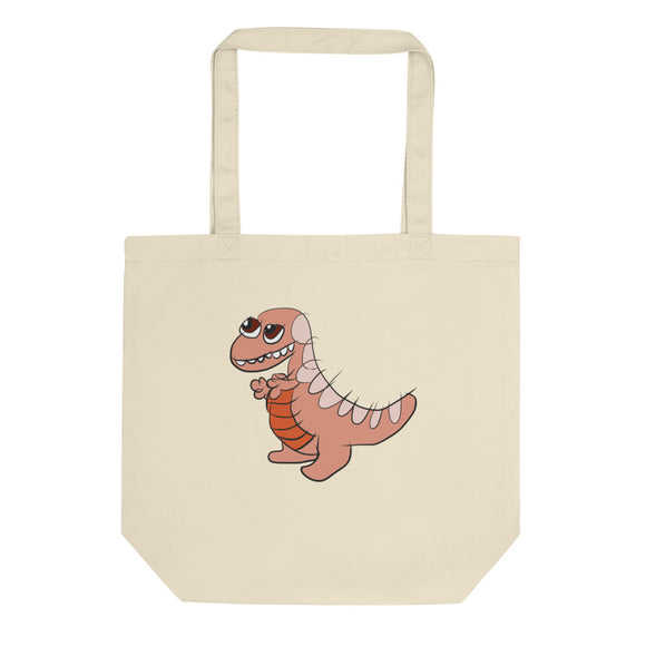 T Rex Dinosaur design For Boys and Girls Graphic graphic Eco Tote Bag