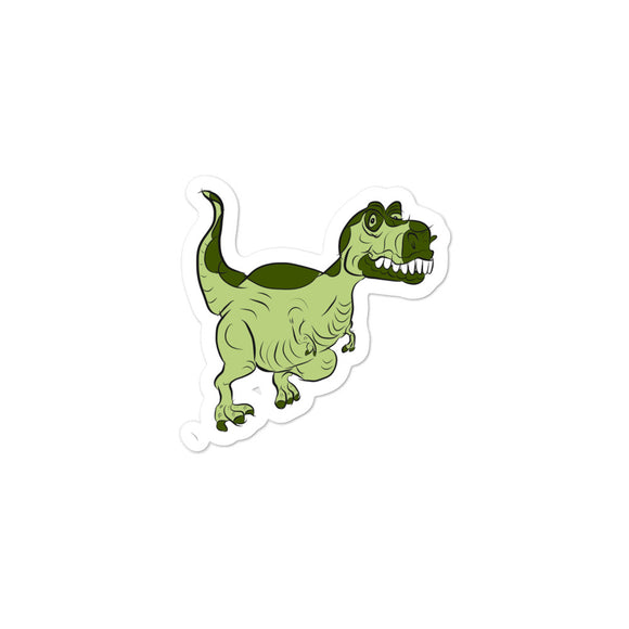 T Rex graphic For Boys and Girls Graphic print Bubble-free stickers
