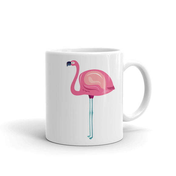 Pink Flamingo Graphic product Mug