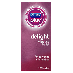 Durex Play Delight Vibrating Bullet, Battery Included