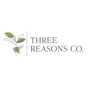 Three Reasons Body Care Collection consists of Whipped Body Butters, Natural Sea Salt Scrubs, Brown Sugar and Honey Scrub, Men's Beard Oil