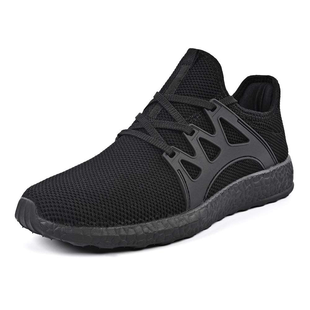 b222148da19b09 ... Mxson ZOCAVIA Mens Ultra Lightweight Breathable Mesh Street Sport Gym  Running Walking Shoes Casual Sneakers ...