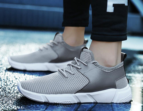 pretty nice 6abac 91ae6 Fashion Men s Straps Sports Running Casual Sneakers Solid Shoes - PBG
