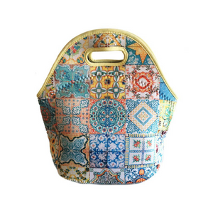 Neoprene Lunch Bag - Sicilia