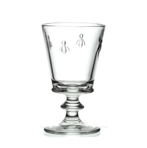 Bee White Wine Glass